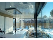 Aluminium conservatory Pauwels Veranda's - ATELIER ITALIA