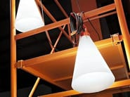 Polypropylene pendant lamp / table lamp MAY DAY - FLOS