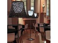 Halogen PVC Floor lamp KTRIBE F3 OUTDOOR - FLOS