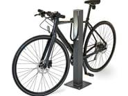 Aluminium Bicycle rack BLENDA - Nola Industrier