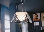 Crystal pendant lamp ROMEO LOUIS II - FLOS