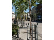 Steel tree guard ULRICEHAMN - Nola Industrier