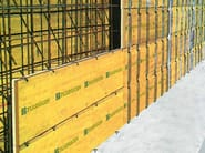 Matrix for fair faced concrete wall MANO© BLOCKSTONE - PLASMACEM