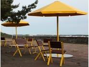 Steel Garden umbrella FOUR SEASONS - Nola Industrier