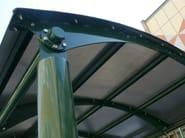 Steel porch VÄRNHEM - Nola Industrier