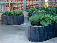 Reinforced concrete Flower pot STONE LAKE - Nola Industrier