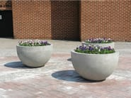 Reinforced concrete Flower pot STURUP - Nola Industrier