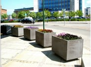 Reinforced concrete Flower pot BOCKS - Nola Industrier