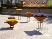 Corten™ Flower pot EGYPT | Flower pot - Nola Industrier