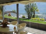 Aluminium conservatory canopy FR 2000 + FR 5000 + | Conservatory canopy - FRUBAU