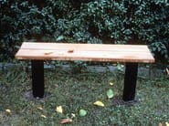Backless wooden Bench CITY | Backless Bench - Nola Industrier