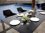 Rectangular garden table BOSTON | Table - Sérénité Luxury Monaco