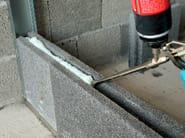 Lightweight concrete block for internal partition Tramezza Lecalite - ANPEL - Ass. Naz. Produttori Elementi Leca