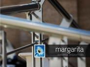 Aluminium outdoor railing MARGARITA - Persea