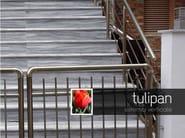 Aluminium outdoor railing TULIPAN - Persea