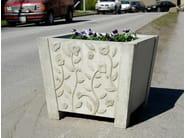 Reinforced concrete Flower pot VÄXA - Nola Industrier