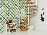 Plexiglass staircase Component SHELF-Y - Fontanot Spa