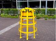 Steel Flower pot MILAN - Nola Industrier