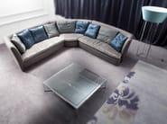 Corner sofa ALBACHIARA - ERBA ITALIA