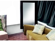 Freestanding rectangular framed mirror ELEGANZA - ERBA ITALIA