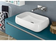 Sectional bathroom cabinet PROGETTO - Composition 2 - INDA®