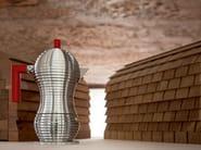 Aluminium coffee maker PULCINA - ALESSI