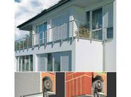 Box for roller shutter PURO® / PURO XR® - Sprilux