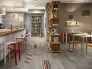 Porcelain stoneware flooring with wood effect Q-STYLE - Cooperativa Ceramica d'Imola S.c.