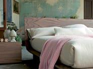 Wooden storage bed QUARANTACINQUE | Bed - Fimar