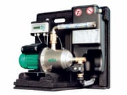 Rainwater recovery system RAINSYSTEM AF COMFORT - WILO Italia