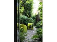 Polyethylene guest chair RAVIOLO - Magis