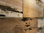 Reclaimed wood 3D Wall Tile RAYAB - Teakyourwall