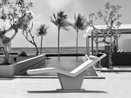 Design chaise longue RAYVOLUTION - Rayvolution