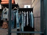 Sectional wardrobe REBEL SYSTEM | Sectional wardrobe - Fimar