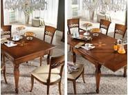 Extending square table REGINA | Square table - Devina Nais