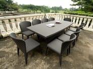 Garden chair BELLA | Restaurant chair - 7OCEANS DESIGNS