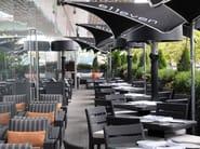 Sedia da ristorante PANAMERA | Sedia da ristorante - 7OCEANS DESIGNS