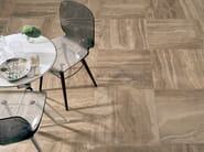Porcelain stoneware flooring with stone effect REVERSO | Flooring - Ceramiche Coem