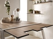 HPL Table Top REYSITOP® LINIMAT - Polyrey