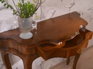 Baroque wooden console table with drawers RIALTO - SELVA