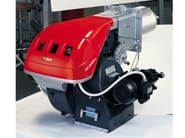 Heating unit and burner RLS 68-160/M MX - RIELLO