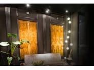 LED Murano glass pendant lamp ROSTRO | Pendant lamp - VGnewtrend
