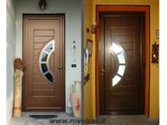 Aluminium door panel ROTARY/X - ROYAL PAT