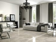 Porcelain stoneware flooring with marble effect ROYALE | Flooring - Ragno