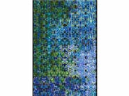 Contemporary style patterned rectangular fabric rug ECO ALLIANCE - Moooi©