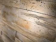 Indoor travertine wall tiles SAN MARCO - AREZIA
