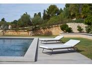 Recliner garden daybed SANDUR | Garden daybed - OASIQ