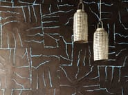 Nonwoven wall tiles SATOYAMA - Élitis