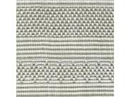 Jacquard upholstery fabric with graphic pattern SAVANE - Élitis
