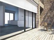 Box sliding awning 130 GA | Awning - KE Outdoor Design